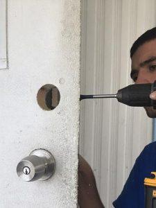 Actions when you are shut out of your residence